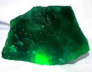 Free Shipping 4955.00 Ct Certified Huge Green Emerald Gems Natural Rough Sg2101