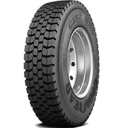 Tire Goodyear G182 Rsd 11r24.5 Load H 16 Ply Drive Commercial