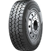 Hankook Smartwork Am15+ 425/65r22.5 Load L 20 Ply All Position Commercial