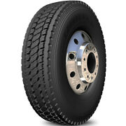 4 Tires Thunderer Ld422 285/75r24.5 Load G 14 Ply Drive Commercial