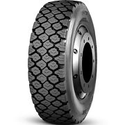 4 Tires Radar R-d3 245/70r19.5 Load H 16 Ply Drive Commercial