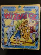The Wizard Of Oz - Story 45 Rpm Record Vinyl Lp - Peter Pan Records