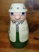Schultz And Dooley Ron Lager Fisherman Stein Webco For Fx Matt Brewing Co Germany