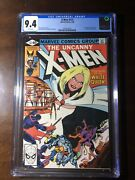X-men 131 1980 - 2nd Dazzler Emma Frost - Cgc 9.4 - White Pages