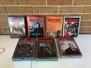The Sopranos Complete Series 1-6 Part 1 And 2 Box 28-dvd Disc Set