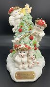 Dreamsicles The Finishing Touches Christmas Figurine