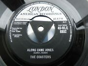 London 45 Rpm The Coasters, Along Came Jones - That Is Rock 'n' Roll