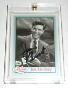 James Best Jim Lindsey The Andy Griffith Show Autograph Signed Trading Card