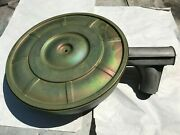 1965 1966 1967 1968 Ford Mustang Air Cleaner 289 With Snorkel Cleaned Plated Aaa