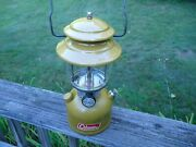 Coleman 200a Gold Bond Lantern Vent Dated 11 71  Free Shipping