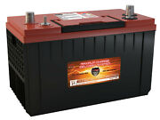 Xca31-1400 Comp With Agm International Group 31 Gas Diesel Semi Truck Battery
