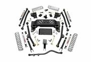Rough Country 4.0 Long Arm Suspension Lift Kit For Grand Cherokee 90222