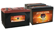 Xca27 And 2 Mr127 Agm 1k Mca For Gas Trolling Motor And 100ah Deep Cycle Aux Battery
