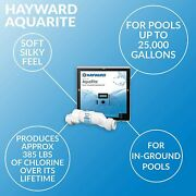 Hayward Aquarite Salt Chlorinator With Turbocell For In Ground Pools Used