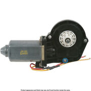 For Lincoln Town Car 2005-2011 Cardone Front Right Power Window Motor Tcp