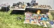 Massive Gi Joe 12andrdquo Collection Figures Vehicles Accessories 90s-2000s Local Only