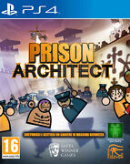 Prison Architect Ps4 Playstation 4 Sold Out Publishing