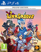 Wargroove Deluxe Edition Ps4 Playstation 4 Sold Out Publishing
