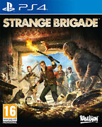 Strange Brigade Ps4 Playstation 4 Sold Out Publishing