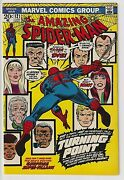 Amazing Spider-man 121 Nm+ 9.4/9.5 Death Of Gwen Stacy Glossy Nearly Perfect