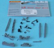 Hj2017/01 Hornby Jouef Assembly/buffer Pack Autorail Serie X73500 Sncf Is1.4