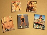 Playboy - The Best Of Pamela Anderson Cards - 1996 Sports Time - Full Set 1-100