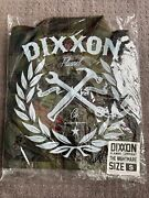Dixxon Flannel Company The Nightmare Size Small Bnib Sold Out