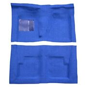 For Mercury Comet 66-67 Carpet Essex Replacement Molded Midnight Blue Complete