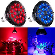18w 54w High Brightness Red Blue Light Led Plant Grow Light Bulb For Indoor Home