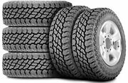 5 Tires Cooper Discoverer S/t Maxx Lt 33x12.50r15 C 6 Ply M/t Mud