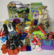 Big Junk Drawer Toy Lot - 46 Pieces Assorted Toy Items
