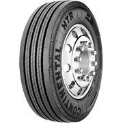 2 Tires Continental Htr1 285/70r19.5 Load J 18 Ply Trailer Commercial