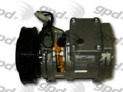 A/c Compressor Fits 1996-2000 Plymouth Voyager Grand Voyager Global Parts