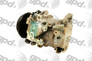 A/c Compressor Fits 2005-2011 Toyota Avalon Camry Global Parts