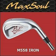 Golfoo Assembly Labor Max Soul Golf M558 Iron Aw Set Of