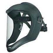 Uvex S8500 - Bionic Face Shield Window - Polycarbonate Window Material, Clear Wi