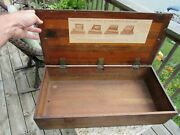 Vintage Original 1900 - 1910and039s D.m. Ferry And Co. Flower And Seeds Display Box