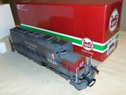 Lgb G 25558 Southern Pacific Diesel With Sound - Super Clean..