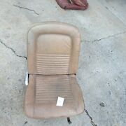 1965 1966 1967 Ford Mustang Passenger Side Rh Front Seat Oem Used