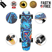 Electric Skateboard 7layers Maple E-skateboard Wireless Remote Control For Adult