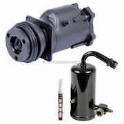 For Lincoln Continental And Mark Vi Oem Ac Compressor W/ A/c Repair Kit Tcp