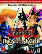 Yu-gi-oh The Sacred Cards Primaand039s Official Strategy Guide By Chin Elliott The