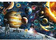 Minisan 1000 Pieces Jigsaw Puzzle Astronaut Puzzle Man In Out Space...