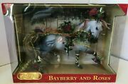 Breyer Bayberry And Roses 700117 2014 Holiday Horse Retired New