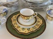 Wedgwood India 4 Place Settings Serving For 12 Made In England 48 Pcs
