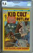 Kid Colt Outlaw 157 Cgc 9.6 White Pages // Highest Graded 1972