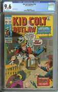 Kid Colt Outlaw 154 Cgc 9.6 White Pages // Highest Graded 1971