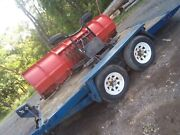 Boss Snow Plow 10 Foot Rt 2 3 Complete Ford Chevy Dodge Western Sterling Truck