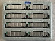 N Scale Kato Bethgon Gondola Freight Car Lot With Knuckle Couplers. Lot 1