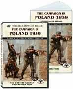 World War Ii -the Campaign In Poland 1939 [dvd] - Cd 4qvg The Fast Free